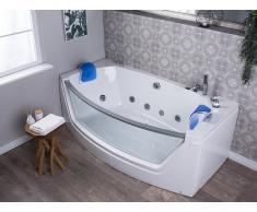 Vasca da bagno idromassaggio con LED FUERTE