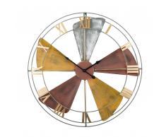 Orologio da parete multicolore WIKON