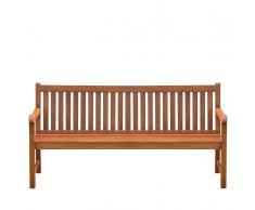 Panchina da giardino in legno di acacia 180cm TOSCANA