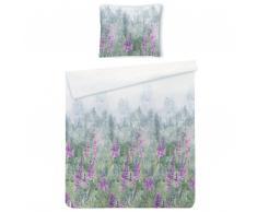 Biancheria da letto colorata 160 x 200 cm CELANO