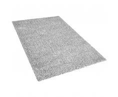 Tappeto grigio, 200 x 300 cm Shaggy DEMRE