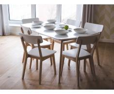 Sedia da pranzo moderna - Sedia da cucina - SANTOS