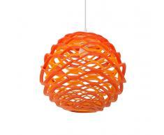 Lampada da soffitto arancione - Lampadario moderno di design - CINCA