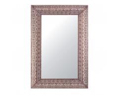 Specchio da parete color rame 60x90cm DEHRADUN