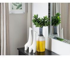 Vaso di fiori decorativo multicolore LARNACA