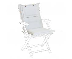 Cuscino da esterno - Per sedia Britannia - Beige