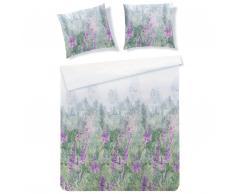 Biancheria da letto colorata 200 x 220 cm CELANO