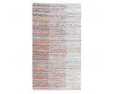 Tappeto multicolore in cotone - 80x150cm - MERSIN
