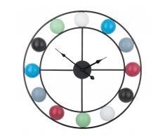 Orologio da parete multicolore REIDEN