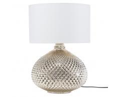 Lampada da tavolo in color oro MADON