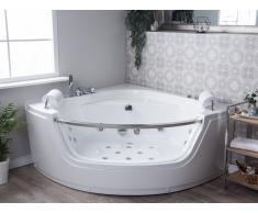 Vasca da bagno idromassaggio con LED MANGLE
