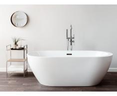 Vasca da bagno freestanding con idromassaggio NEVIS