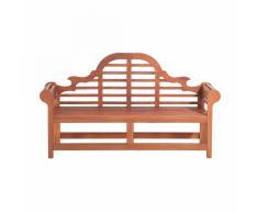 Panchina da giardino in legno di acacia 180cm TOSCANA Marlboro