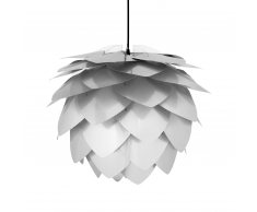 Lampada da soffitto in color argento ANDELLE
