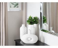 Vaso da fiori bianco ARWAD