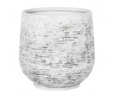 Vaso per piante in color grigio pietra ⌀43 cm DIONI