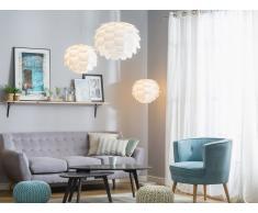 Lampada da soffitto moderna bianca SEGRE mini