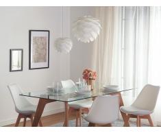 Lampada - Da soffitto - Plafoniera - Bianco - SILVIA