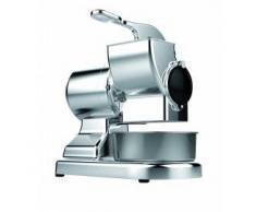 GRATTUGIE PROFESSIONALI Grattugia Professionale - Struttura Acciaio Inox - Potenza motore 0,23 Kw - Bacinella ø 17x6h cm - Dimensioni 29x17x30 cm - Modello KB88