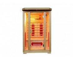 Unique Sauna a infrarossi 2 posti Gamma prestige OSLO II