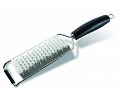 Grattugia con manico, Taglio Grande in acciaio inox Dimensioni cm. L 31,5 x P 7,3 Modello 336-203