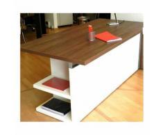 Scrivania contract ufficio negozio studio hotel albergo direzionale legno ELEGANCE