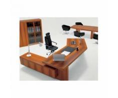 Scrivania contract ufficio negozio studio hotel albergo direzionale legno AGENCY