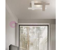 Antealuce Framing Plafoniera Led Moderna L. 76x57 Design