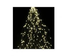 Ghirlanda luminosa Notte stellata Bianco caldo 640 LED
