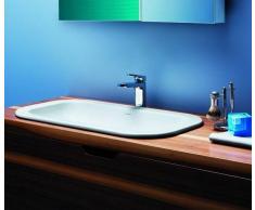 Azzurra lavabo ad incasso 69 cm Glaze