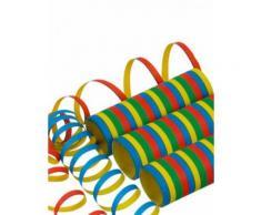 Stelle filanti multicolore Taglia unica