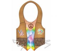 Grembiule Donna Hippie Taglia Unica