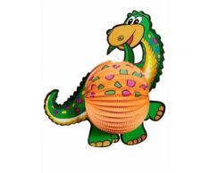 Lanterna dinosauro 42 cm Taglia Unica