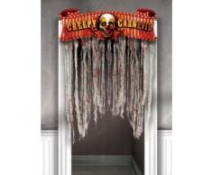 Decorazione per porta Halloween Taglia Unica