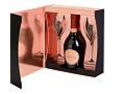 Champagne Laurent Perrier Champagne Laurent-Perrier - Brut Rose - In Cofanetto Regalo 2 Flute