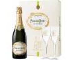Champagne Perrier-Jouët Champagne Perrier Jouët - Grand Brut - Cofanetto 2 Flute