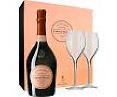 Champagne Laurent Perrier Champagne Laurent-Perrier - Brut Rose - En Cofanetto Regalo 2 Flute 2019