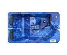 Spatec spas Idromassaggio da esterno - SPAtec 300 blu