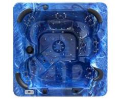 Spatec spas Idromassaggio da esterno - SPAtec 800 blu