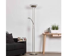 Lampenwelt.com Proiettore soffitto LED Denise lampada lettura