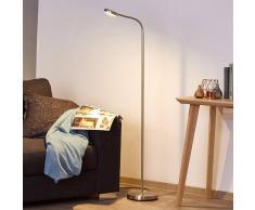 Lampenwelt.com Pratica lampada di lettura LED a collo di cigno