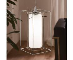 Eglo Moderna lampada a sospensione Loncino di vetro