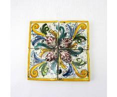 Ceramiche Caltagirone Mosaico piastrelle ceramica 20x20