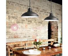 Perenz Srl Graffy Lampada A Sospensione Moderna Stile Vintage Industriale