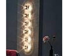 Faretto soffitto/parete Damasco FA - Cristallo