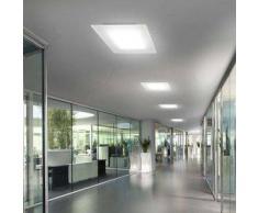 linea light Lampada da soffitto Dublight LED L - Bianco