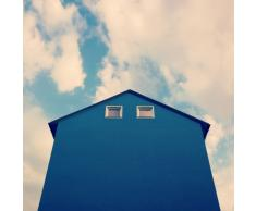 Quadro Blue Sky or House?