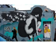 Quadro City angel