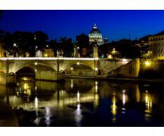 Quadro Luci su Roma