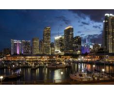 Quadro Bienvenido a Miami